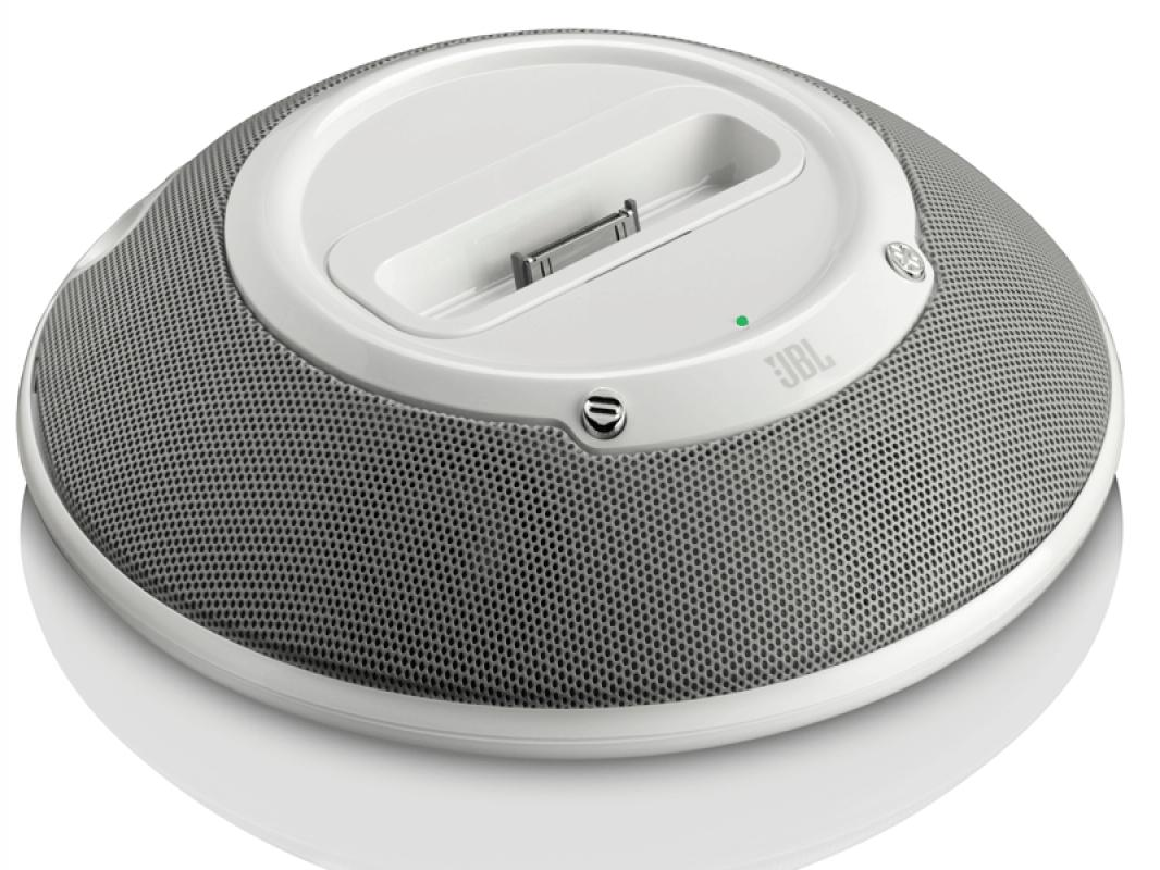 JBL On Stage Micro II White