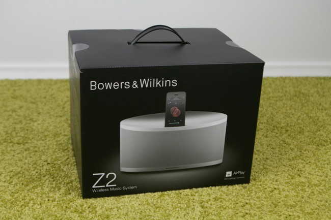 Bowers & Wilkins Z2 White
