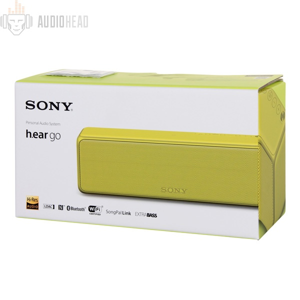 Sony h.ear go SRS-HG1 Yellow