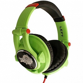 Fischer Audio Wicked Queen Green