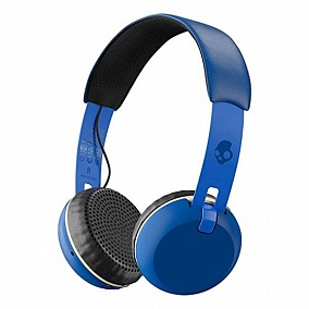 Skullcandy Grind Wireless Royal-Cream-Blue S5GBW-J546